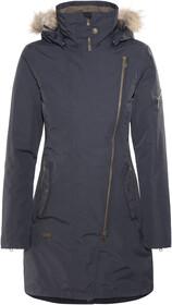 Bergans Sagene 3in1 Coat Dame outer:blackinner:soliddkgrey